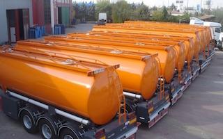 Перевозка опасных грузов в цистернах